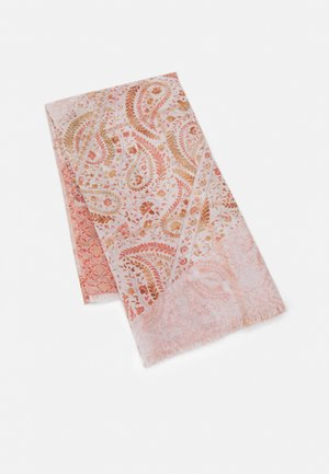 SCARF PATCH - Šála - light dusty pink