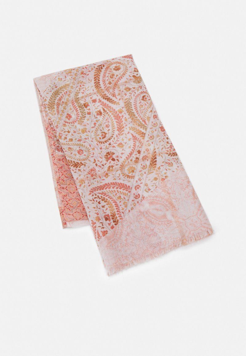 Lindex - SCARF PATCH - Scarf - light dusty pink