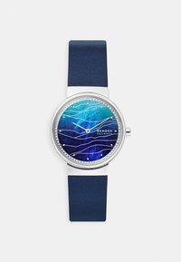 Skagen - ANNELIE - Klokke - blue - 0