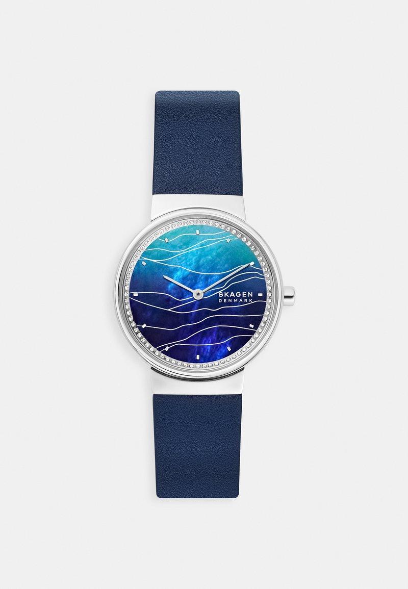 Skagen - ANNELIE - Klokke - blue