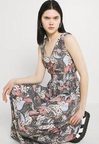 ONLY - ONLGUSTA LIFE DRESS - Maxi dress - ash rose - 3
