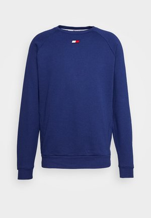 CREW LOGO  - Sweater - blue