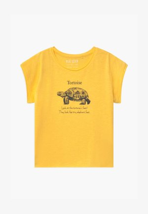 TEEN GIRL  - T-shirt print - stroh