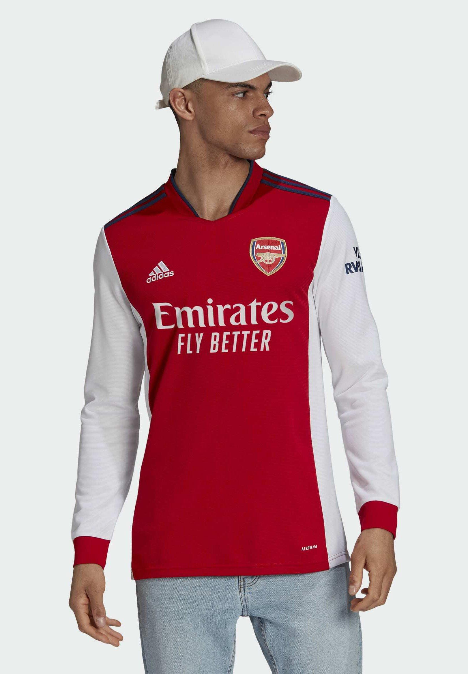Men FC ARSENAL LONG SLEEVE HEIMTRIKOT - Long sleeved top