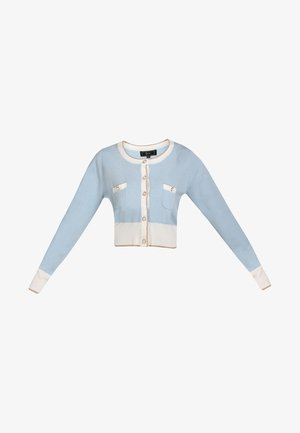 Cardigan - light blue