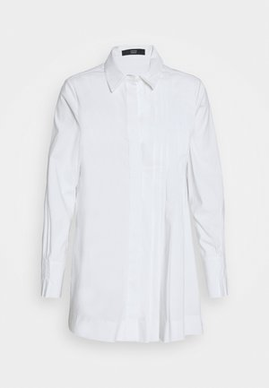 CLEMANDE FASHIONISTA BLOUSE - Button-down blouse - white