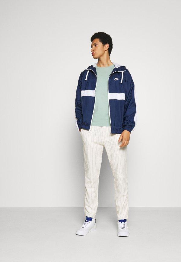 Levi's® ORIGINAL TEE - T-shirt basic - harbor gray/miętowy Odzież Męska OEMR