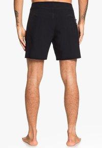 Quiksilver - HIGHLINE KAIMANA - Shorts da mare - black - 2