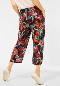 Cecil - LOOSE FIT - Trousers - rot - 1