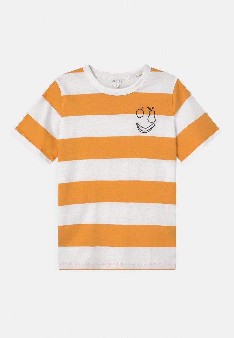 ARKET - T-shirt print - yellow