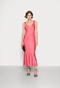 Ghost - PALM DRESS - Abito da sera - pink - 1
