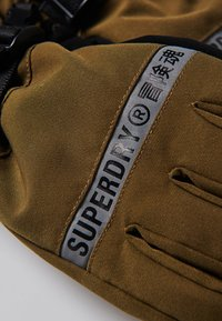 Superdry - SNOW RESCUE - Gloves - dusty olive - 2