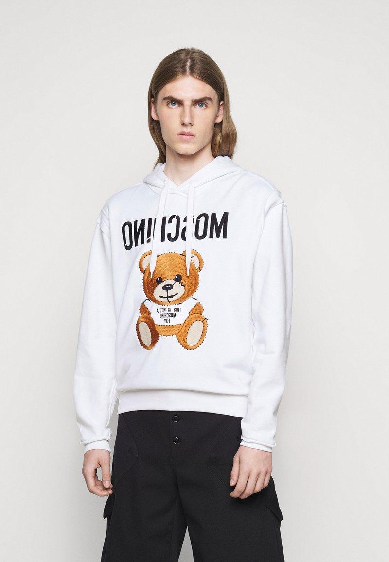 MOSCHINO - Sweatshirt - white