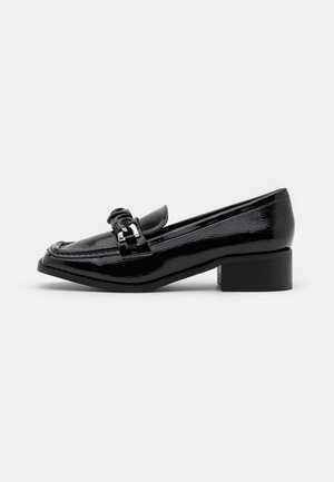 HELINA - Slip-ons - black