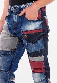Cipo & Baxx - Slim fit jeans - blau - 4