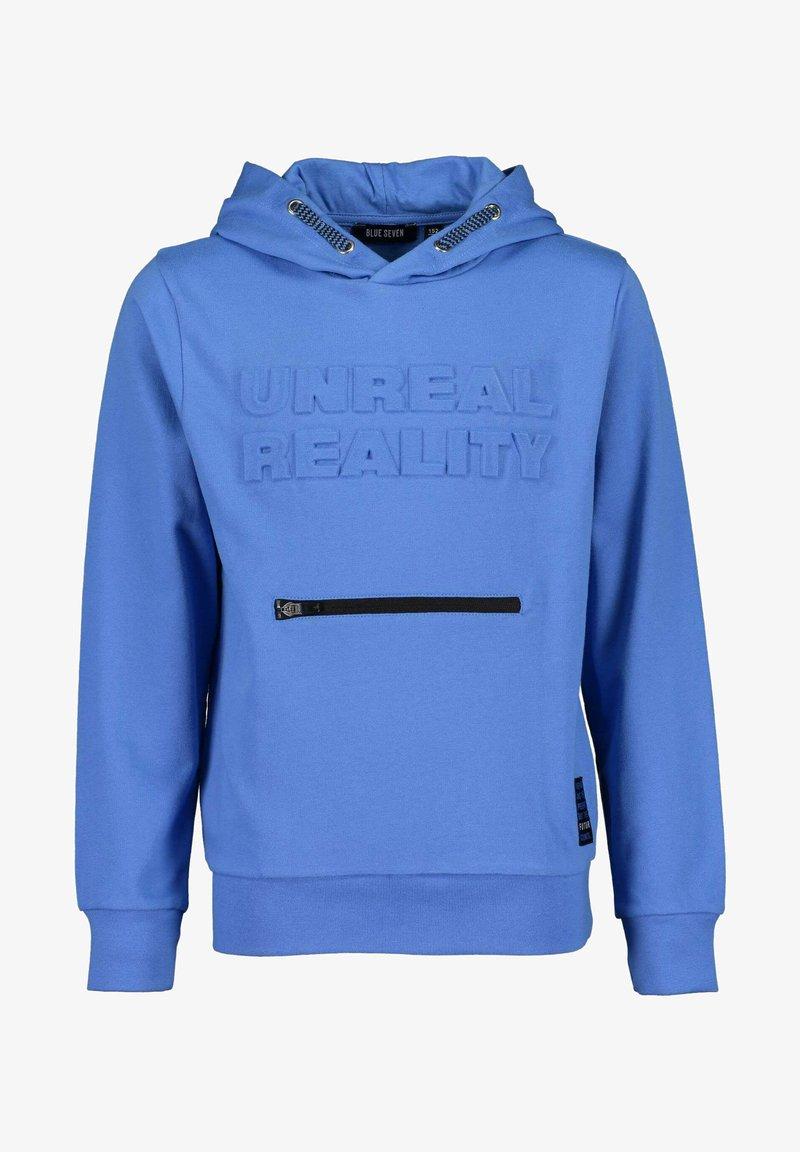 Blue Seven - UNREAL FUTURE - Hoodie - blau