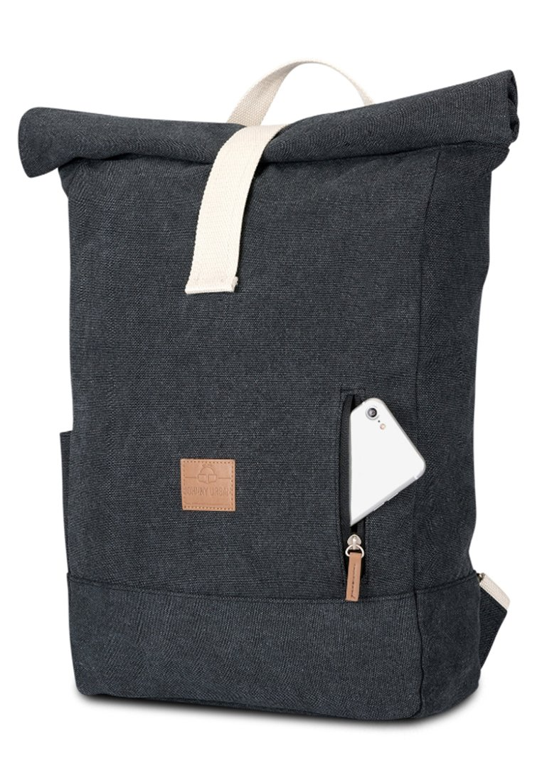 Johnny Urban ROLL TOP ADAM - Tagesrucksack - anthrazit - Herrentaschen kWoWU