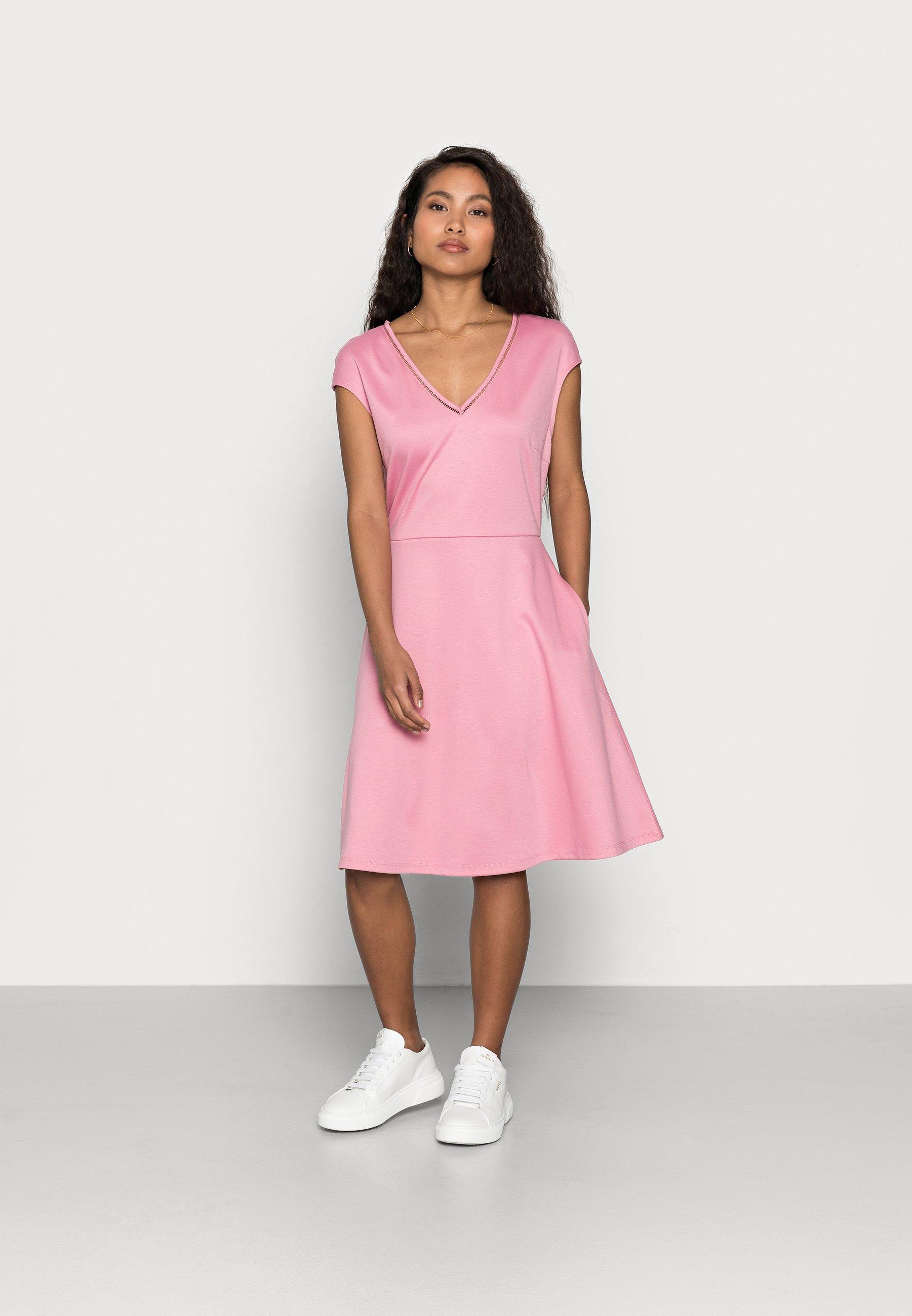 Women VITINNY DRESS PETITE - Jersey dress