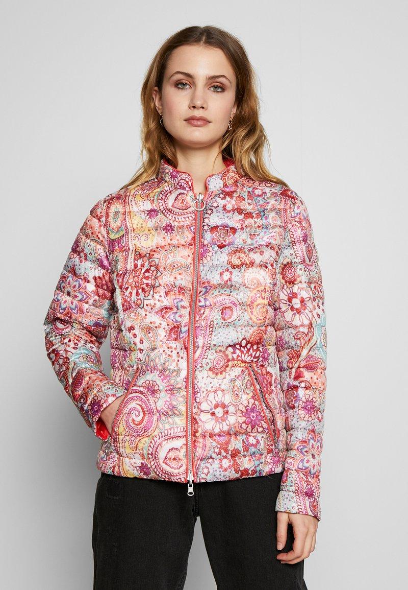 Barbara Lebek - Light jacket - paisley coral