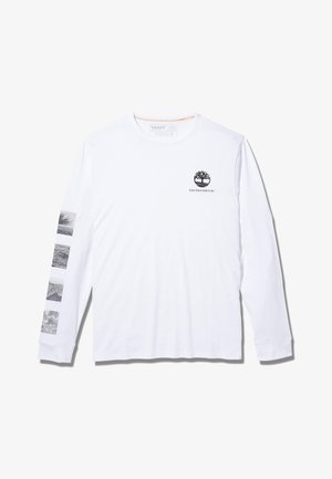 ARCH - Long sleeved top - white