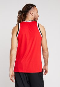 Nike Performance - DRY CLASSIC - Sports shirt - university red/black - 2