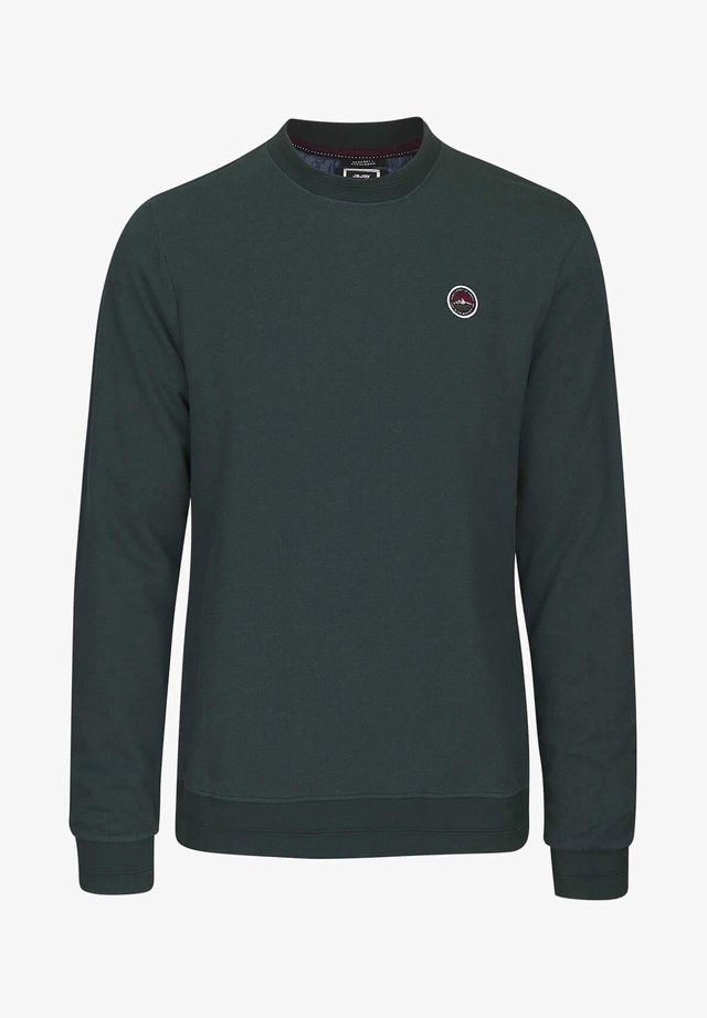 FJORD DARK GREEN - Sweater - groen