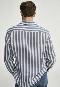 Massimo Dutti - Shirt - blue-black denim - 1