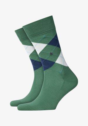 MANCHESTER - Socks - hunter green