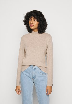 SWEATER - Sweter - sand