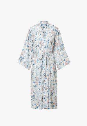 Dressing gown - light blue