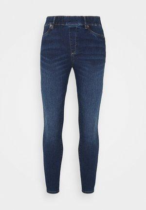 JEGGING - Leggings - Trousers - blue denim