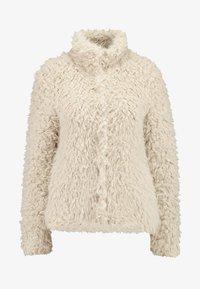 Vero Moda - VMJAYLAMEG JACKET - Winter jacket - oatmeal - 4