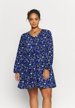 VALUE SMOCK DRESS - Day dress - blue