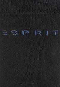 Esprit - SOLID-MIX 5-PACK - Ponožky - blue - 5