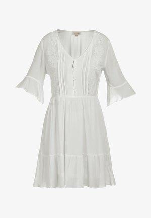KLEID - Košilové šaty - wollweiss