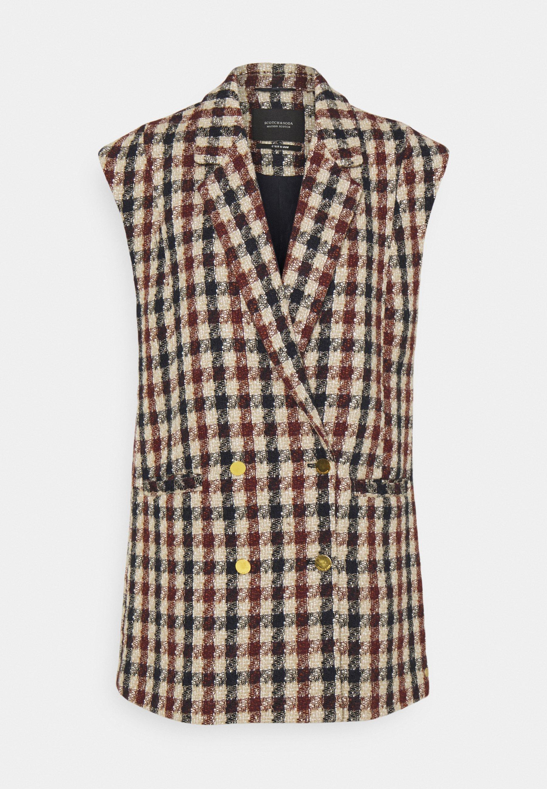 Women GILET - Waistcoat