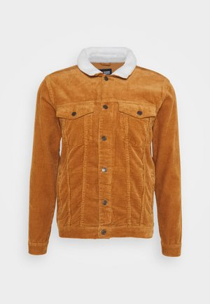 TEDDY JACKET - Summer jacket - brown