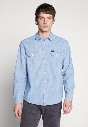 WORKERSHIRT - Overhemd - summer blue