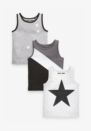 3 PACK  - Top - grey