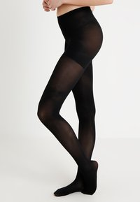 Pretty Polly - OPAQUE BODYSHAPER TIGHTS - Panty - black - 0