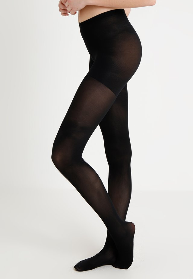OPAQUE BODYSHAPER TIGHTS - Sukkahousut - black