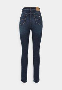 Emporio Armani - Jeans Skinny Fit - blue denim - 1