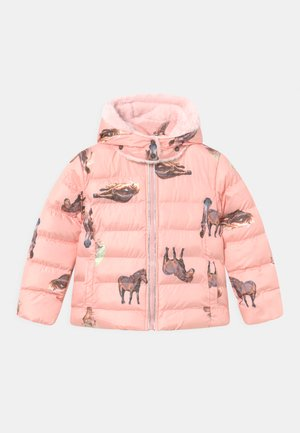 Winter jacket - mellow rose