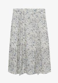 Mango - SANDRA - A-line skirt - gris glacé - 0