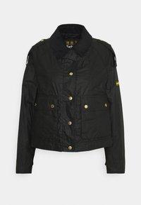 Barbour International - BURNOUT - Summer jacket - black - 0