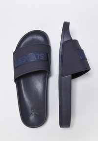 Slydes - Sandály do bazénu - navy - 1