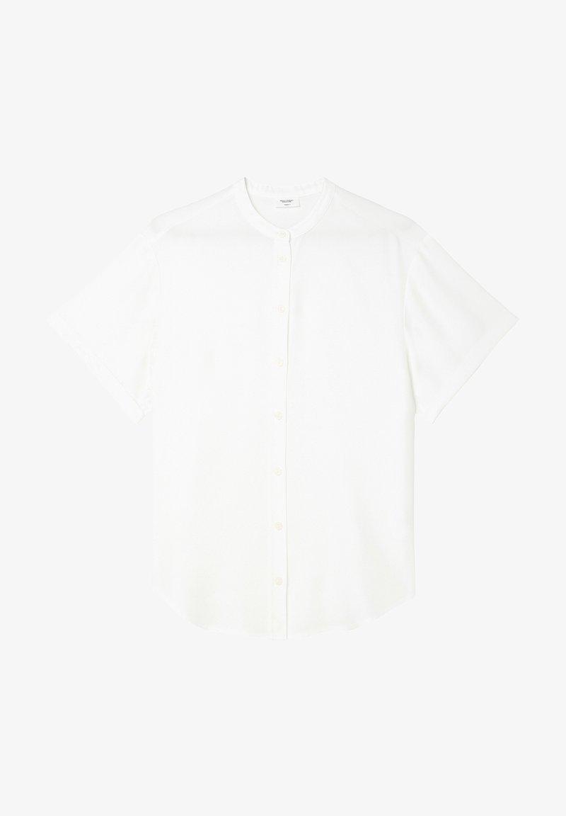 Marc O'Polo DENIM - Button-down blouse - scandinavian white