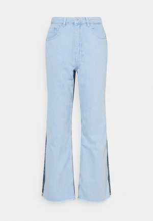GEMINI - Jeans straight leg - miced blue