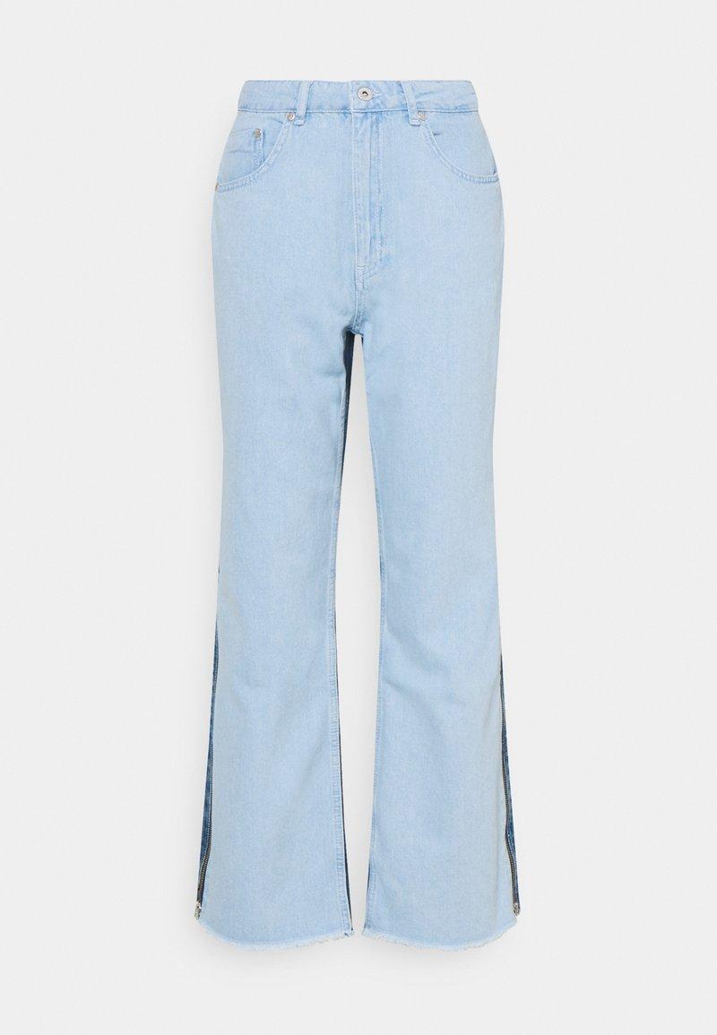 The Ragged Priest - GEMINI - Jeans straight leg - miced blue