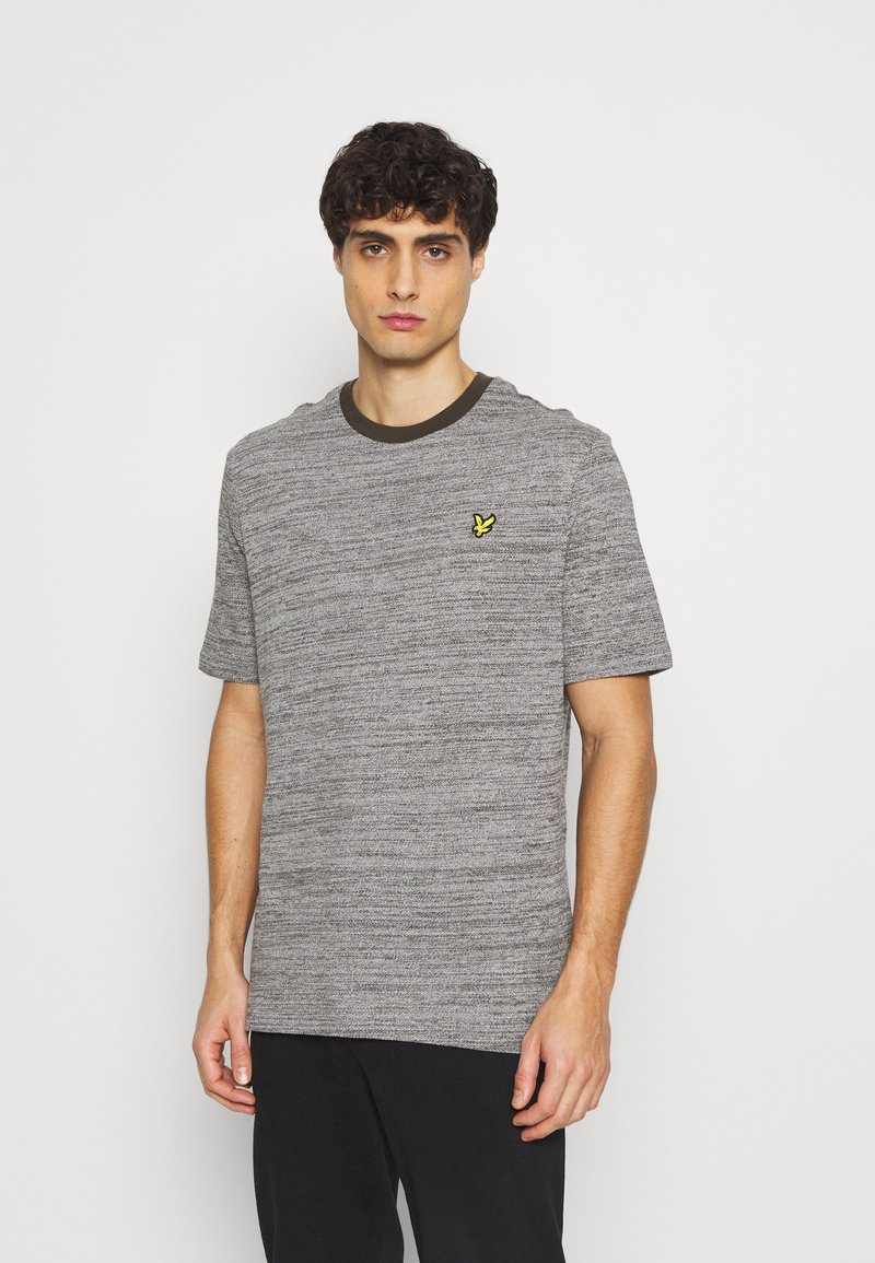 Lyle & Scott - Basic T-shirt - trek green